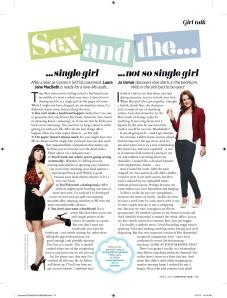 April 2013 Cosmo column