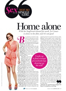 August 2012 Cosmo column