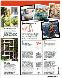 Fabulous Malta travel feature jpeg