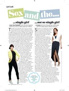 February 2013 Cosmo column