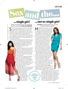 June 2013 Cosmo column