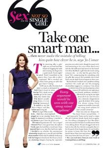 September 2012 - Cosmo column