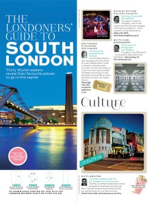 South London guide (Stylist)