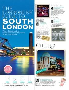 South London guide (Stylist)