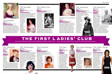 The First Ladies' Club (Stylist)