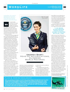 Work&Life Guinness World Records