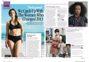 Inspiring Women of 2013 pg 1 (Look)