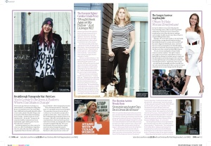 Inspiring Women of 2013 pg 2 (Look)