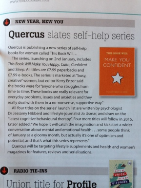 The Bookseller preview!