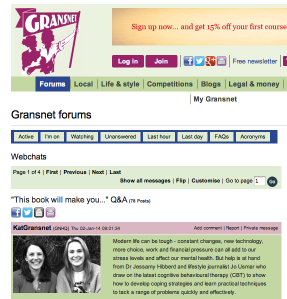 Gransnet Q&A