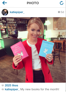 Katie Piper with This Book Will Make You Mindful